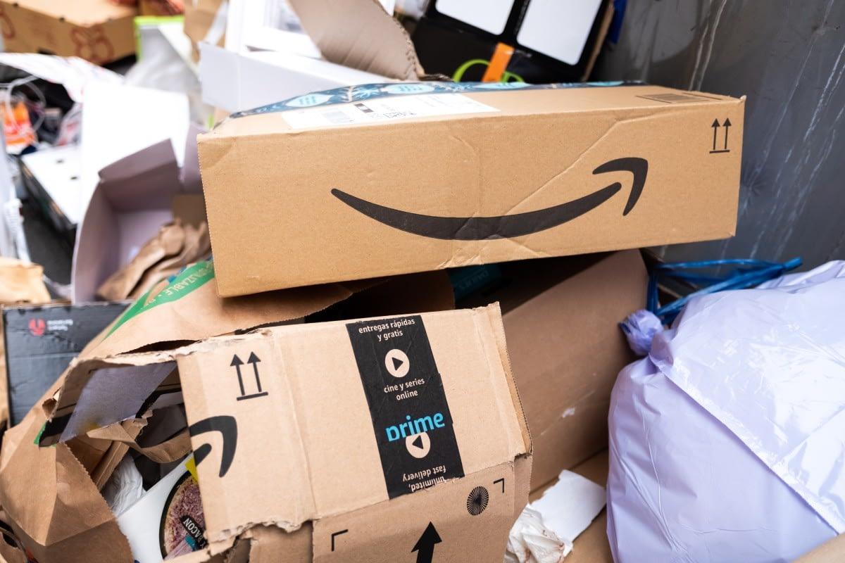 Nachhaltigkeit Verpackungsmüll